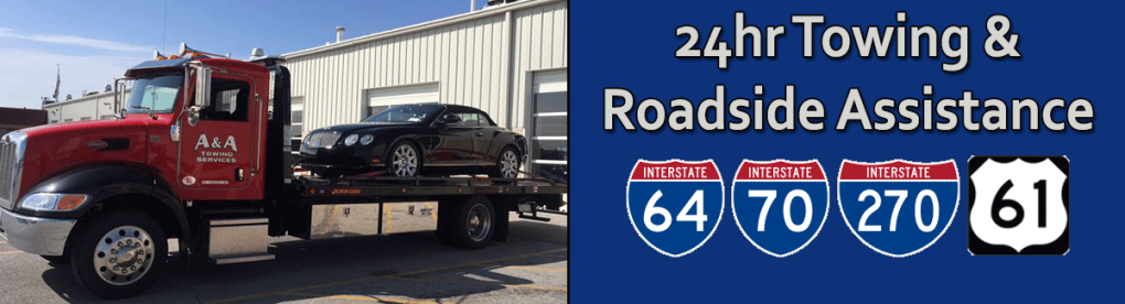 I 70 Towing >> Towing St Charles Missouri Sparks Tire And Auto