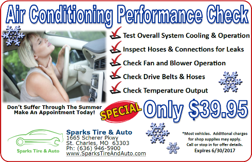 car air conditioning service special