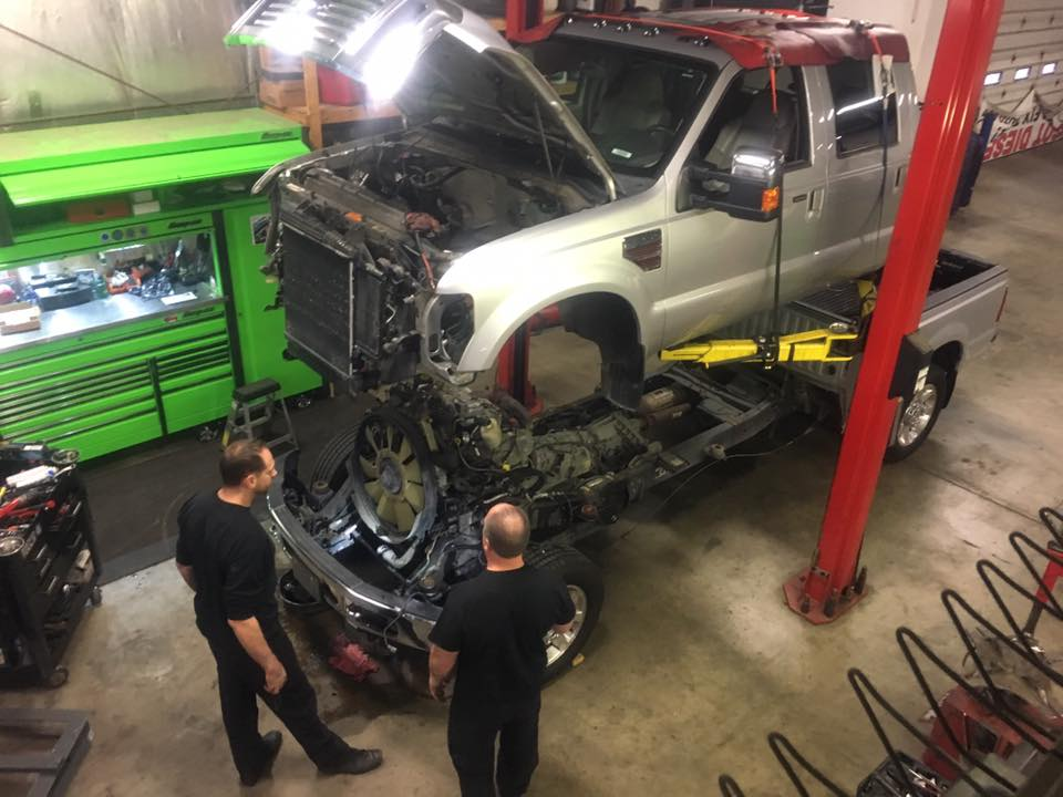 Diesel Engine Service Repair And Maintenance Sparks Tire And Auto