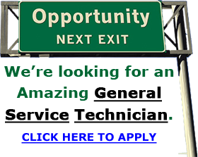 Hiring Auto Repair Mechanic